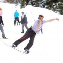 Djuice Snowboard School