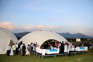 VIP event in Duklja