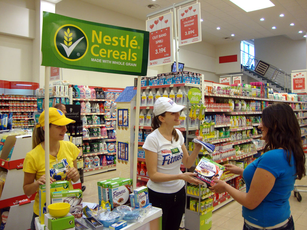 marketing nestle Marketing strategies of nestle - free download as word doc (doc), pdf file (pdf), text file (txt) or read online for free.