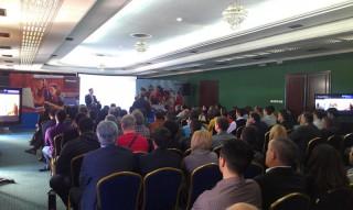 Press event for Windows 8
