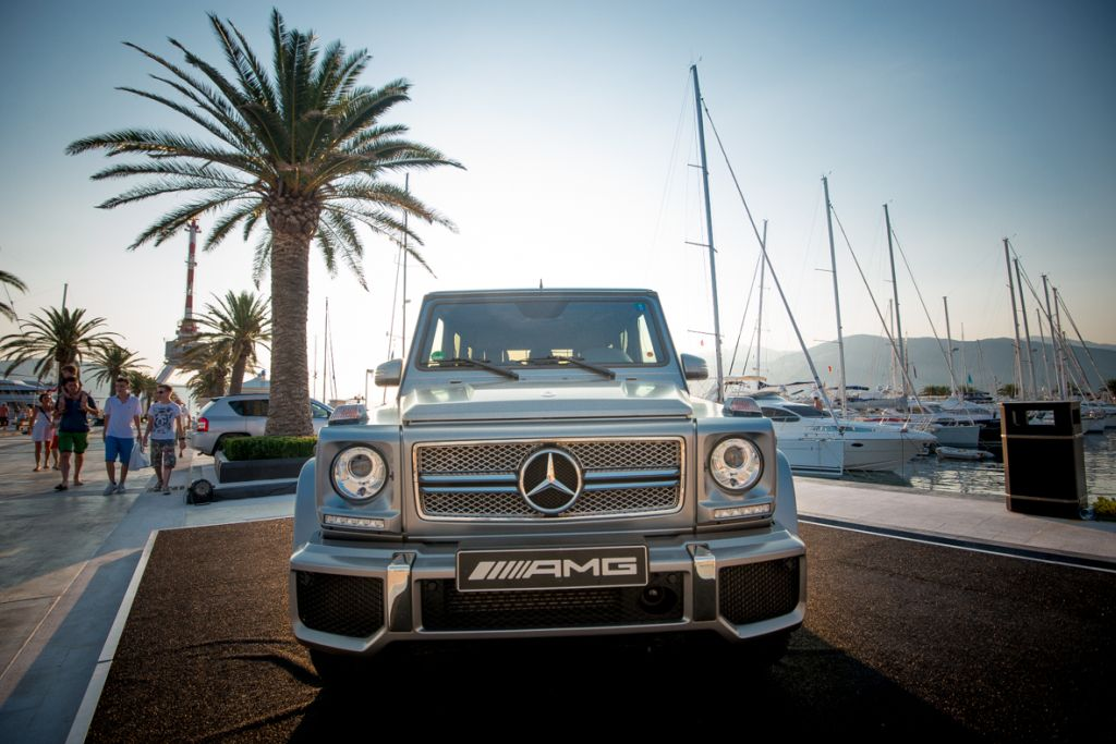 Mercedes Benz Style and Silver Arrows Marine in Porto Montenegro - Yes ...