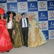 Uniqa VIP event